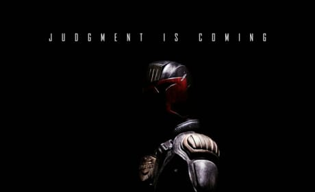 Dredd Poster Debuts, Plus Two New Stills