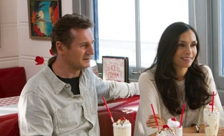 Taken 2: Famke Janssen on Liam Neeson, Bond & Directing