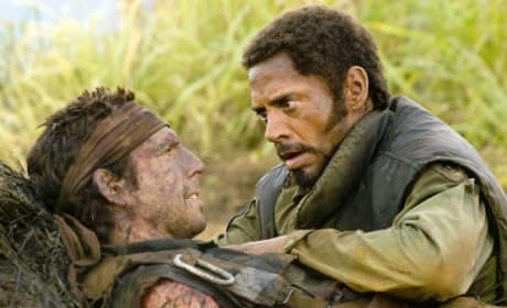 Tropic Thunder Co-Star Praises Robert Downey Jr.