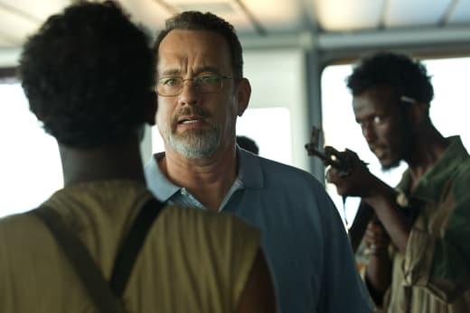 Captain Phillips Stars Tom Hanks