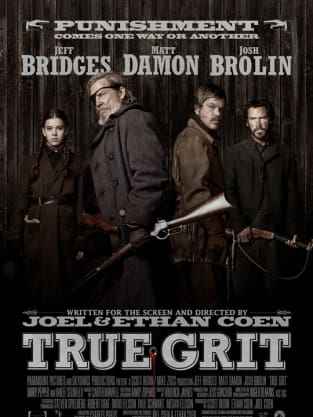 True Grit Ensemble Banner