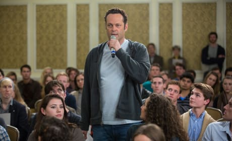 The Delivery Man First Still: Vince Vaughn Delivers