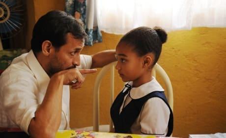 Olivier Megaton Directs Colombiana