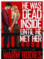 Warm Bodies Dead Inside Poster