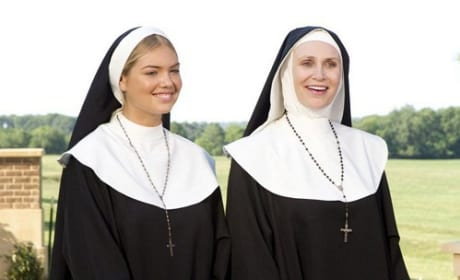 The Three Stooges Pictures: Jane Lynch Gets Holy