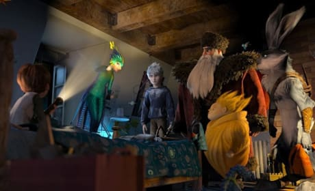 Cast of Rise of the Guardians
