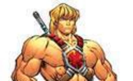 He-Man Ready to Do Battle On Big Screen