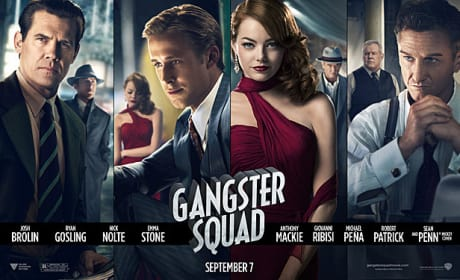 Gangster Squad to Re-Shoot Scenes Following Aurora Tragedy