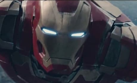 Avengers Age of Ultron Extended Trailer: Even More Footage!