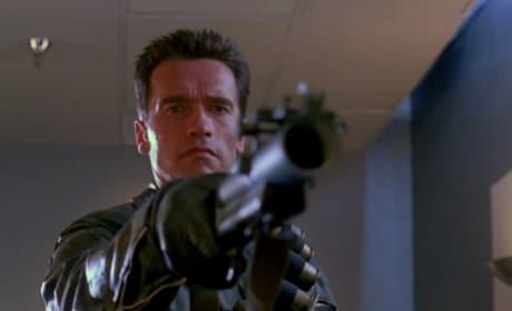Arnold Schwarzenegger Stars In Terminator 2
