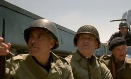 George Clooney Delays The Monuments Men: Out of Oscar Contention