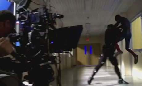 The Amazing Spider-Man Featurette: All About the Stunts