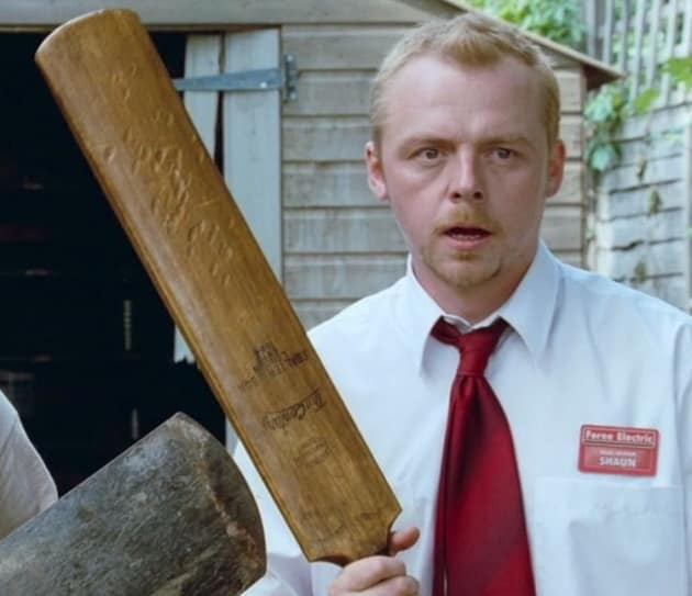 Shaun of the Dead Simon Pegg
