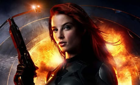 Rachel Nichols Featured on Latest G.I. Joe: The Rise of Cobra Poster