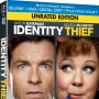 Identity Thief DVD