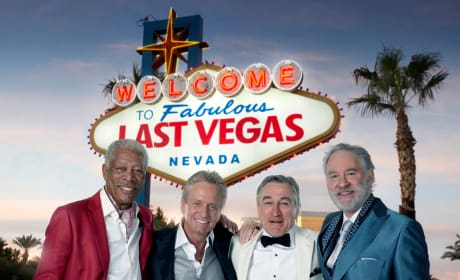 Last Vegas Cast Introduced in New Still: Michael Douglas' Bachelor Party