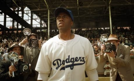 42 Review: Jackie Robinson Legend Lives On