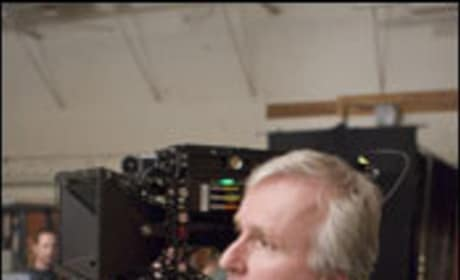 James Cameron Speaks on Avator, 3-D Usage