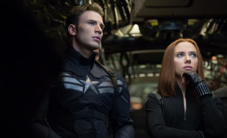 "Captain America The Winter Soldier: Scarlett Johansson On Black Widow's ""Feminine Wiles"""