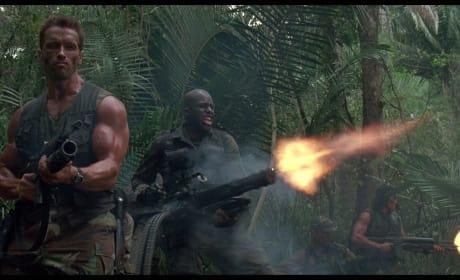 Arnold Schwarzenegger Predator