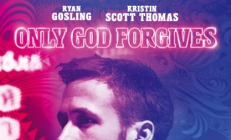 Only God Forgives DVD