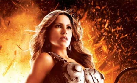 Machete Kills Character Poster: Sofia Vergara as Desdemona