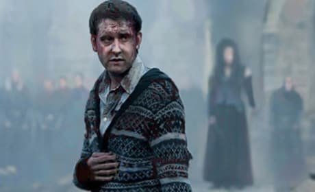 Deathly Hallows Part 2 Photo Released!