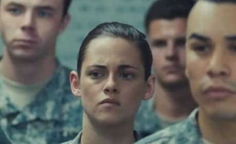 Kristen Stewart Stars in Camp X-Ray