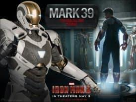 Iron Man 3 Mark 39 Suit