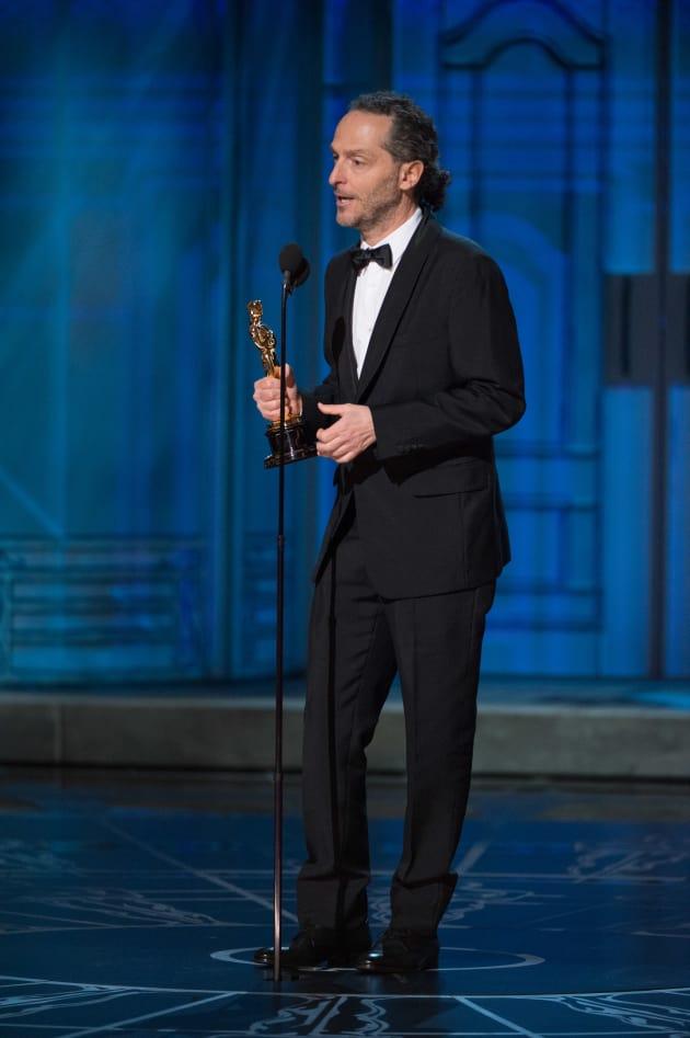 Emmanuel Lubezki Birdman Oscar Win
