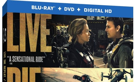 Edge of Tomorrow DVD Review: Watch, Breathe, Watch Again!