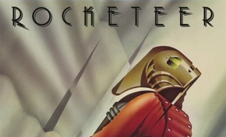 The Rocketeer Poster