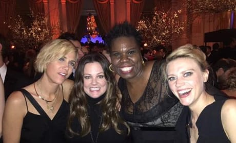 Ghostbusters Cast Twitter Photo