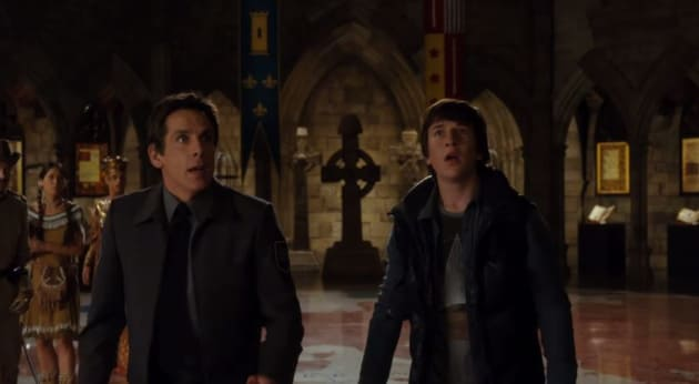 Night at the Museum: Secret of the Tomb Ben Stiller Photo