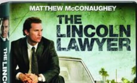 The Lincoln Lawyer Blu-Ray/DVD Cover