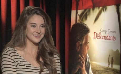 Shailene Woodley  in The Descendants