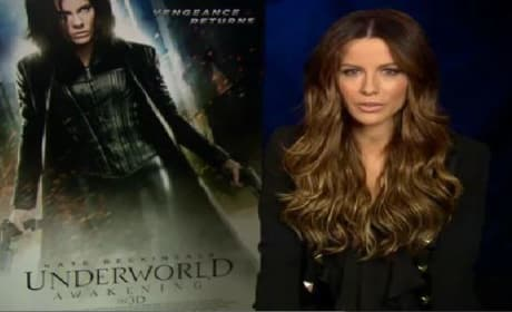 Underworld Awakening: Kate Beckinsale Talks Legacy