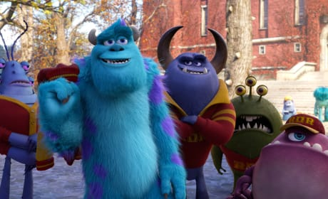 John Goodman Monsters University Still