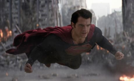 Man of Steel: Superman in Action