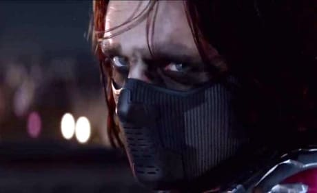 Sebastian Stan Stars in Captain America: The Winter Soldier