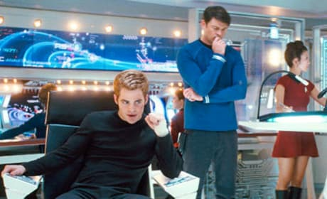 Star Trek Sequel Talk Heats Up