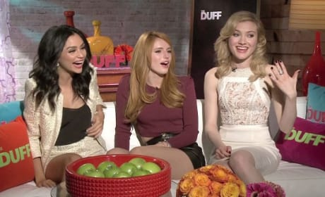 "The DUFF Exclusive: Bella Thorne & Friends Dish Dying ""From Laughter!"""