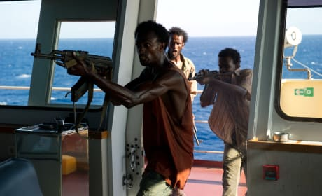 Captain Phillips Barkhad Abdi