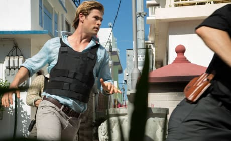 Chris Hemsworth Stars in Blackhat