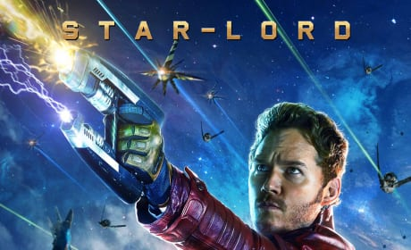 Guardians of the Galaxy: Drax & Star Lord Posters Revealed!