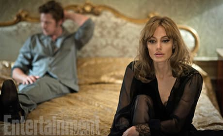 By the Sea: First Photos of Angelina Jolie and Brad Pitt Movie Reunion!