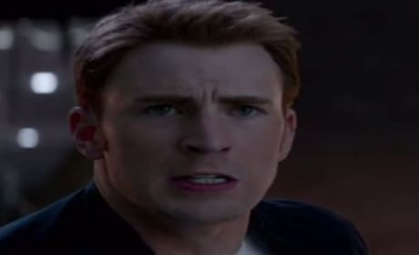 Captain America The Winter Soldier Clip: Cap Is In Pursuit