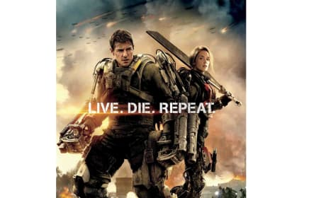 Edge of Tomorrow Giveaway: Win A Sci-Fi Thriller Themed Prize Pack!