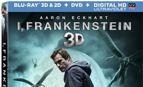 I, Frankenstein DVD Review: Aaron Eckhart Becomes a Mosnter