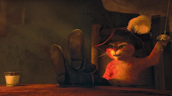 Puss in Boots Movie Still